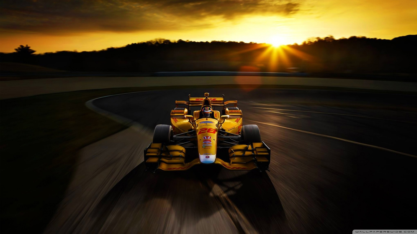 F1 Race Car Wallpaper