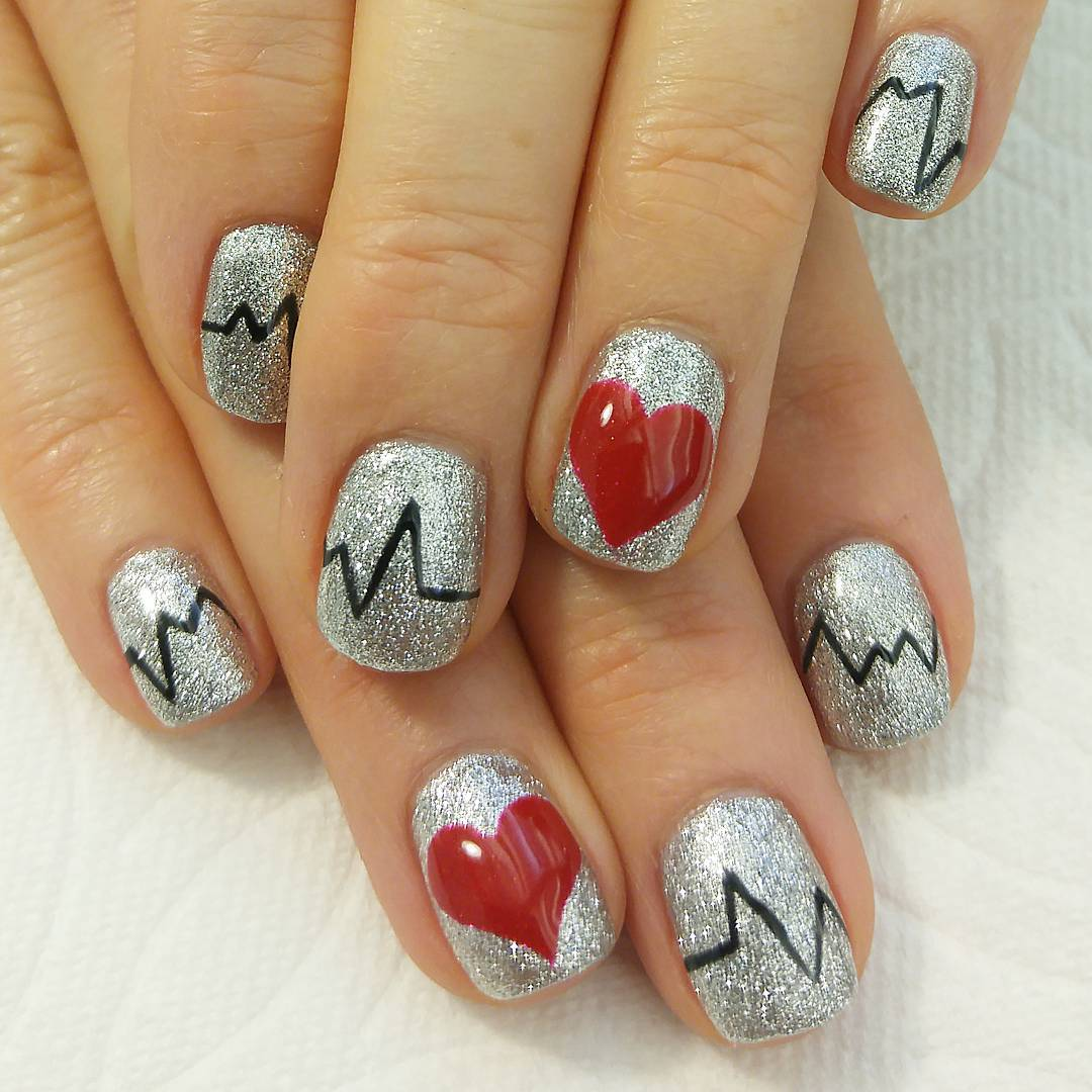 Lovable Nail Design For Nail Art Lovers