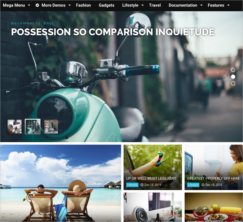 mustmag magazine wordpress theme