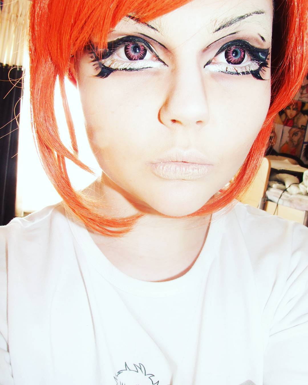awesome anime eye contacts