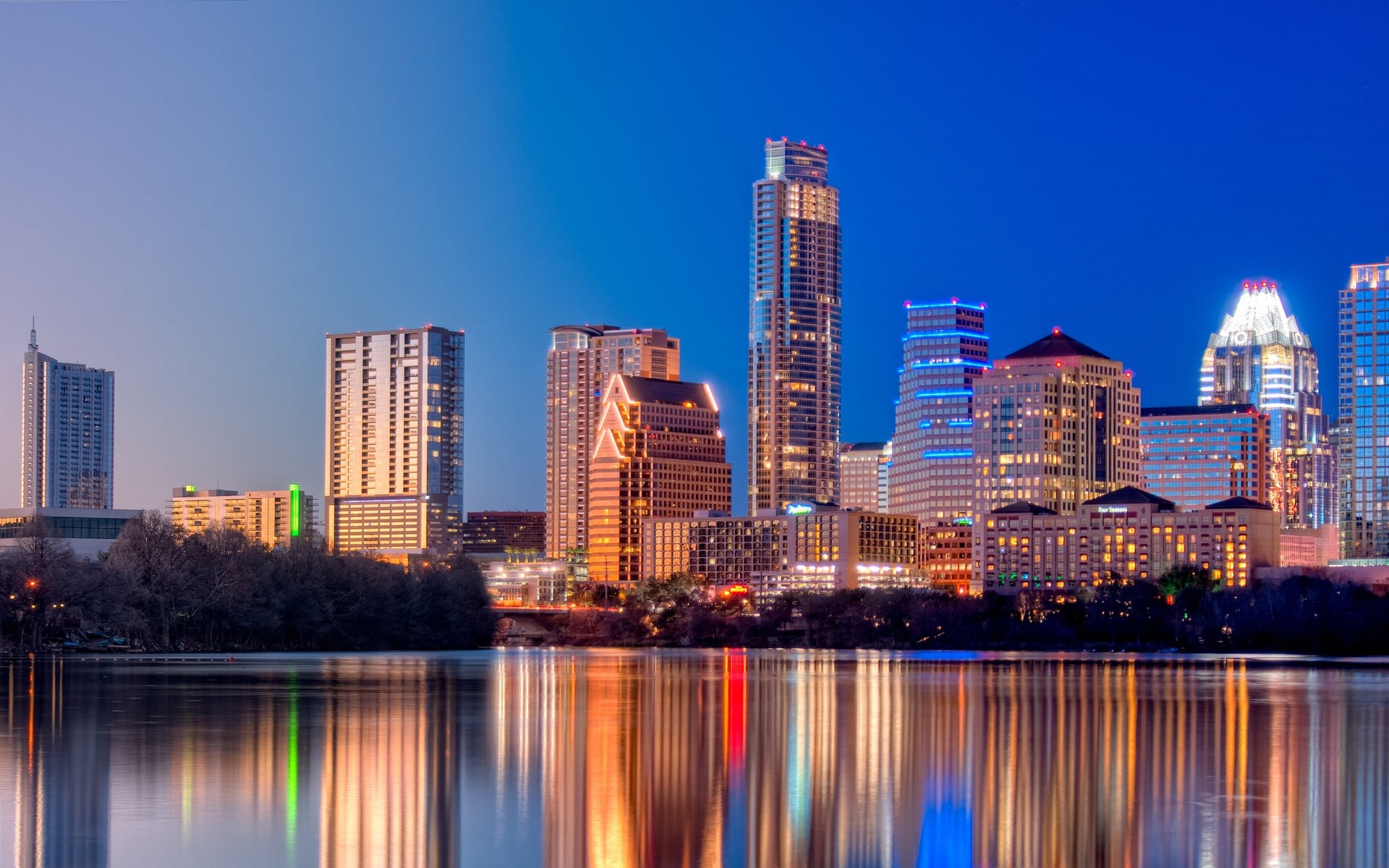 austin texas wallpaper