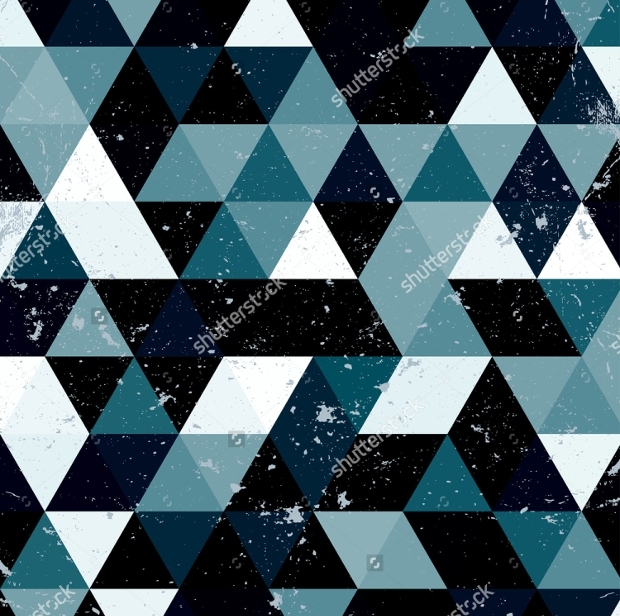 Hipster Retro Background Pattern