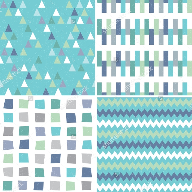 hipster geometric masculine pattern