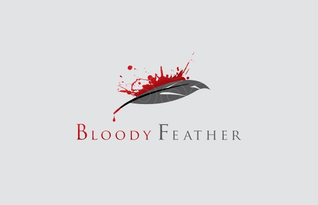 Crazy Feather Logo Style