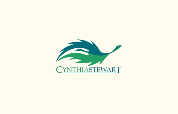Cool Green Logo Design
