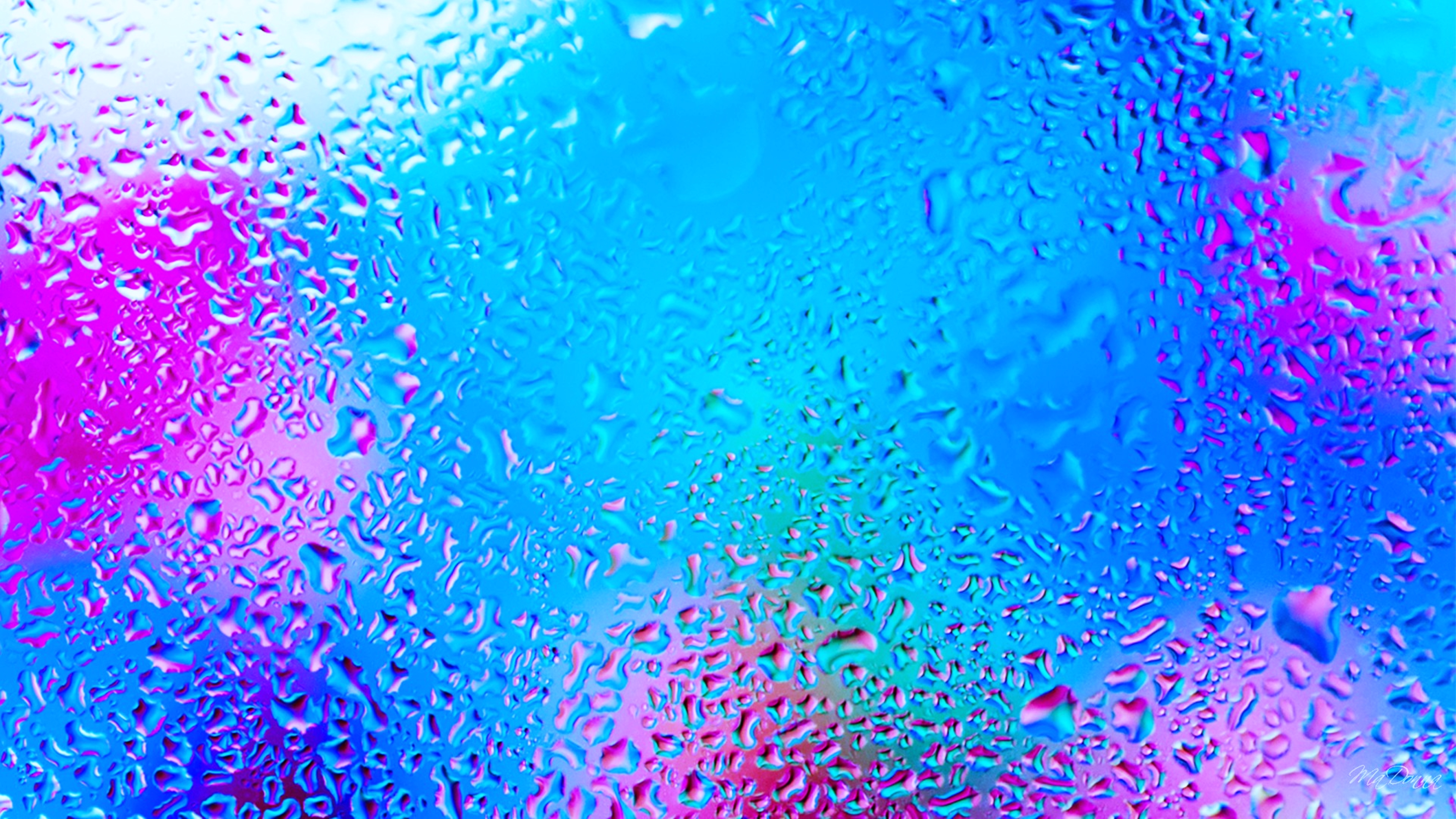 Water Drops Image