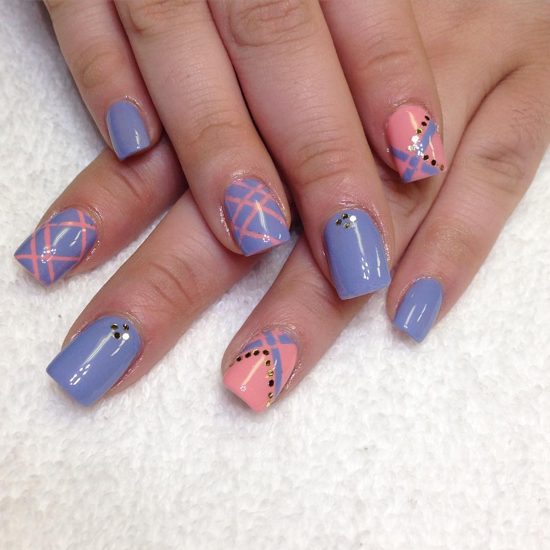 Picture Of Summer Nail Designs