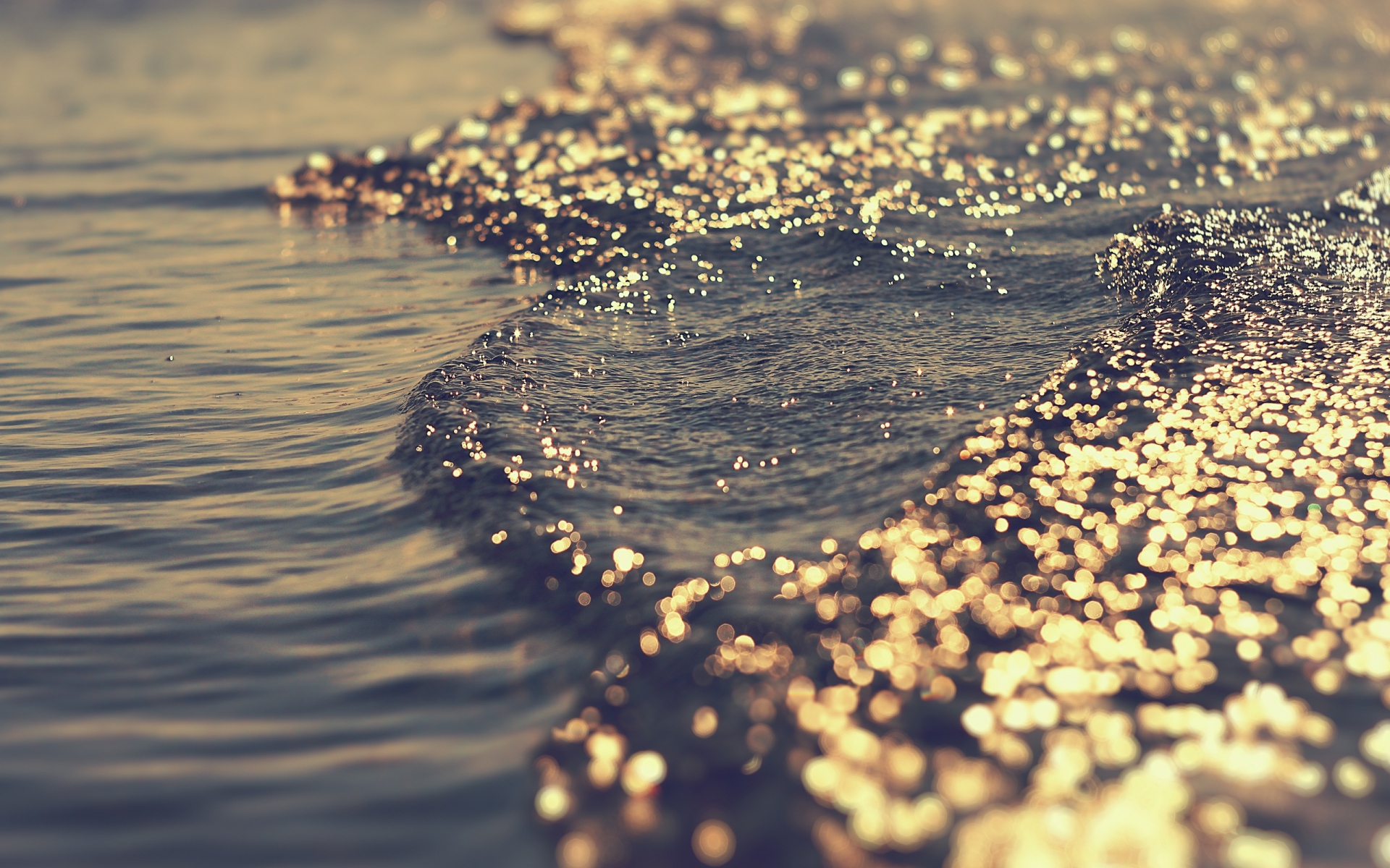 Shiny Water Background, Wallpaper, Image