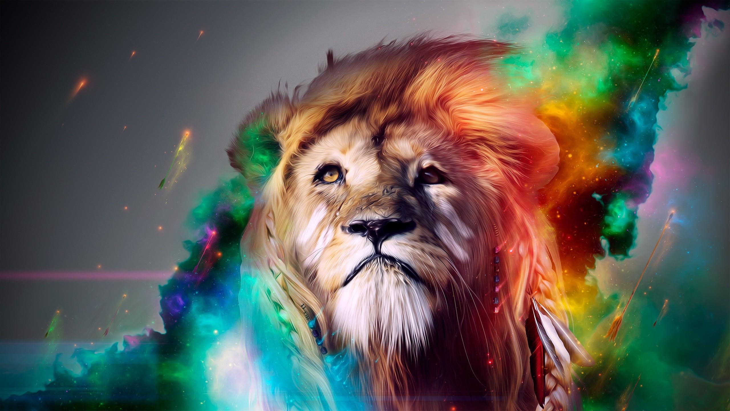 3D Lion Images