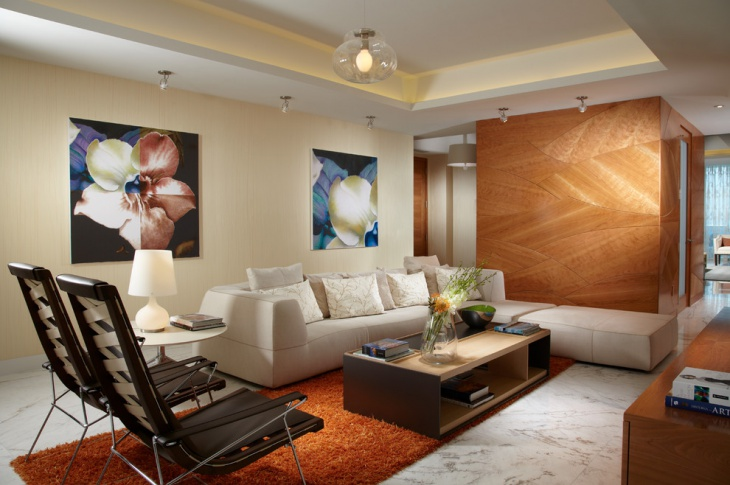 Modern Interior Living Room Design