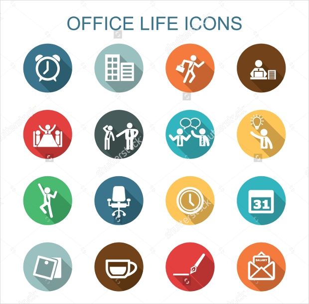 Office Life Icon