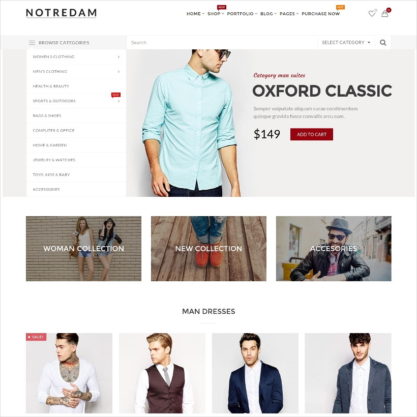 Digital Studio WordPress Minimalist Style Theme
