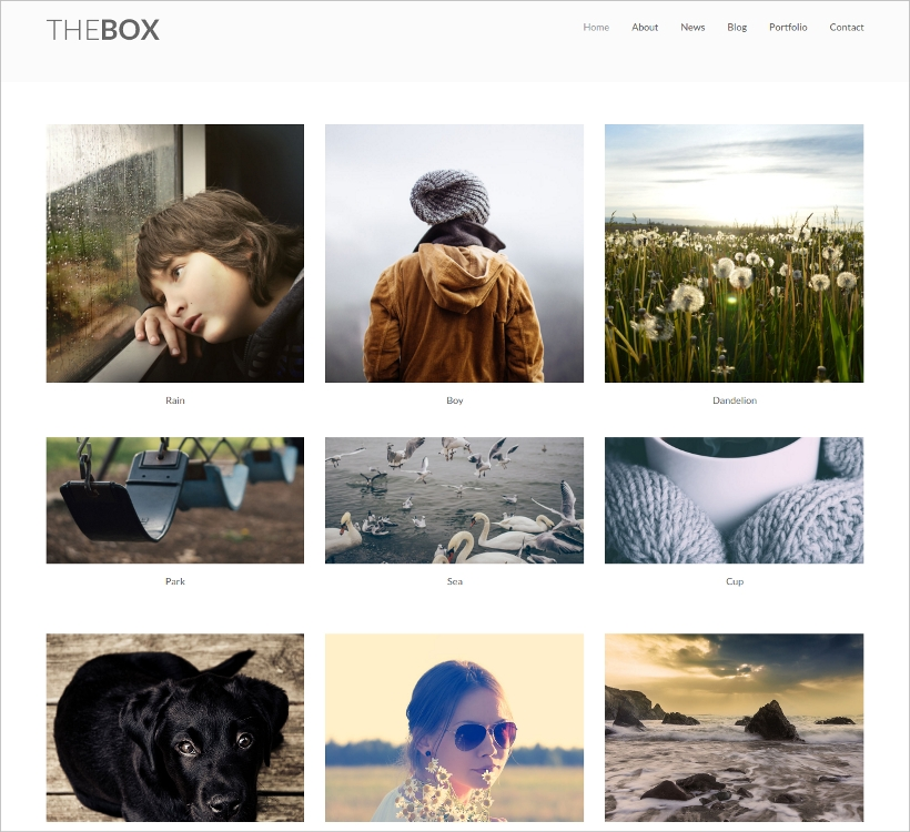 Elegant WordPress Blog Theme