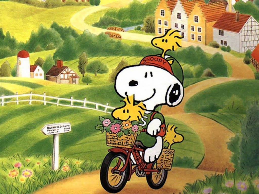 Snoopy Wallpaper Background