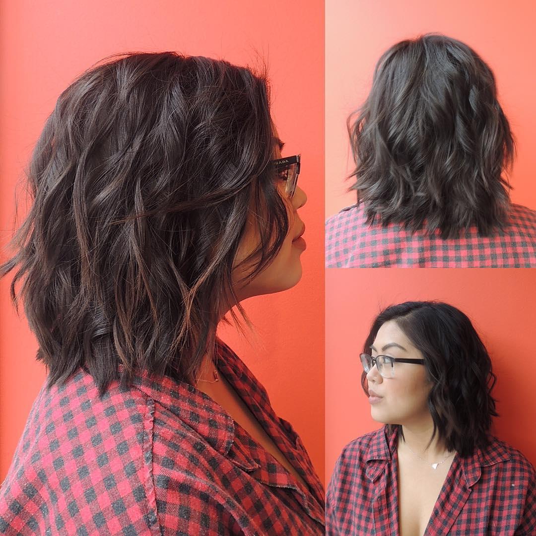 Simple Bob Haircut For Women