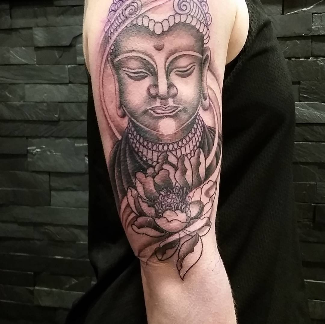 27+ Buddha Tattoo Designs, Ideas