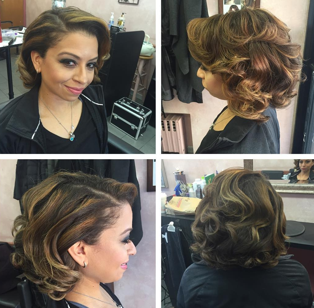 inverted bob hairstyles for weddings - hairstyles by unixcode