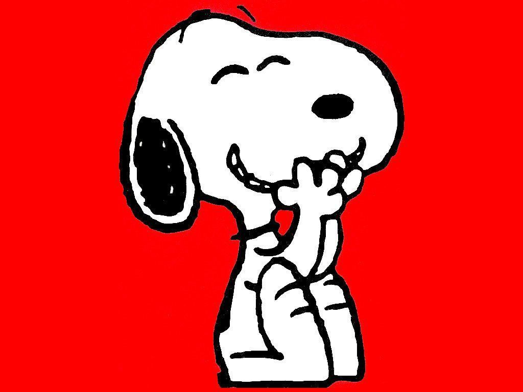 Snoopy Cartoon Wallpaper