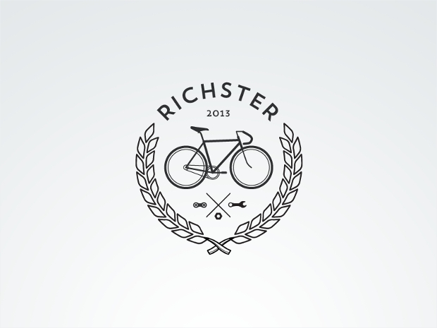 26 hipster logo designs ideas examples design trends