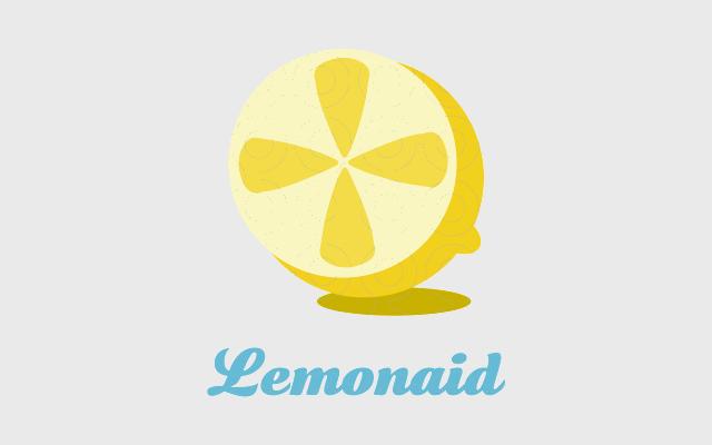 Beautiful Lemon Logo