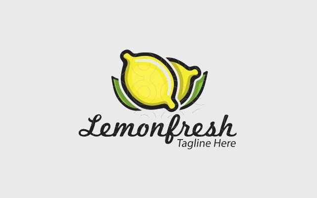 fresh lemon logo