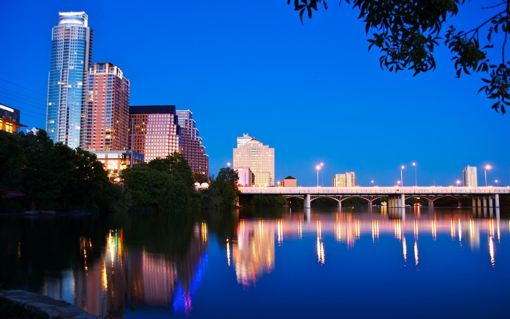 Austin Texas Background