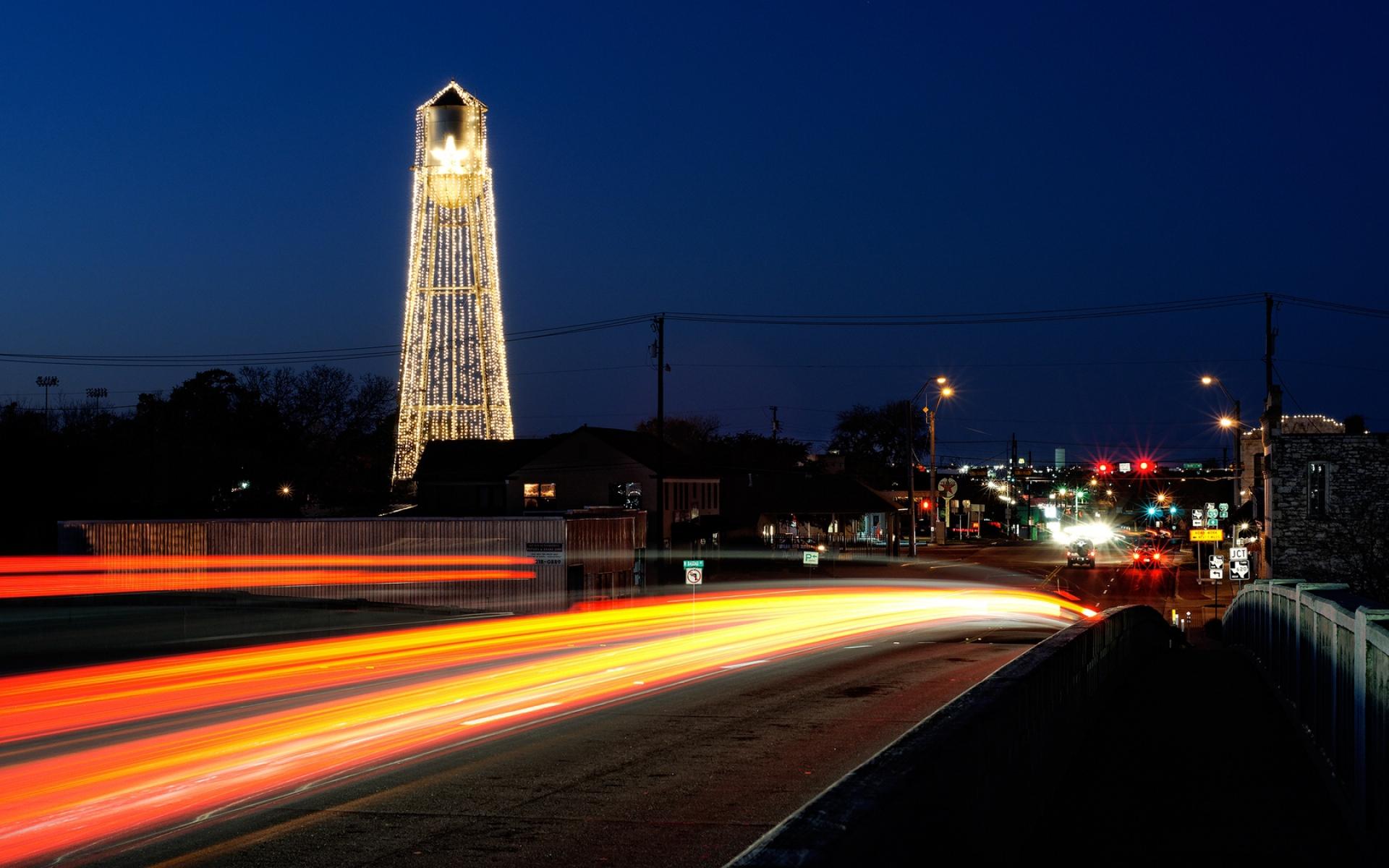 texas traffic wallpaper