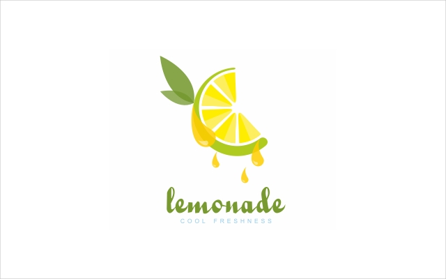 cool lemon logo