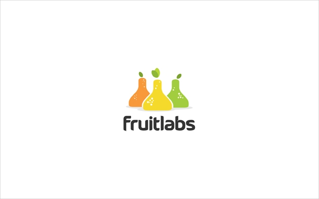 lemon logo for fruitlabs