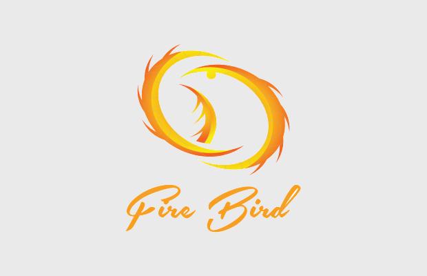 wildlife fire style logo
