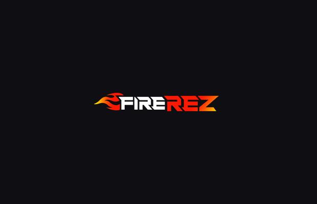 industrial fire logo design