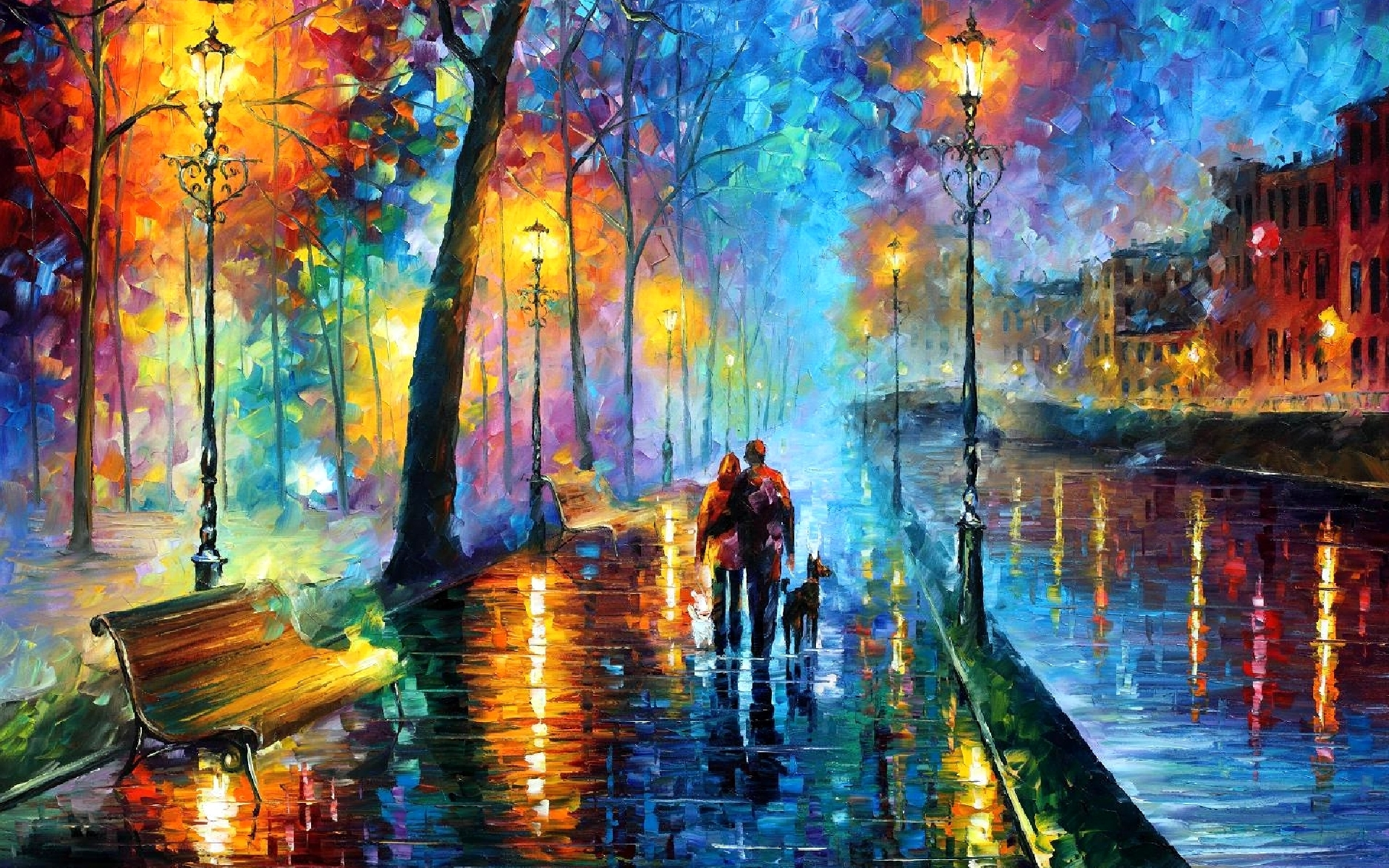 Artistic Painting Wallpapers