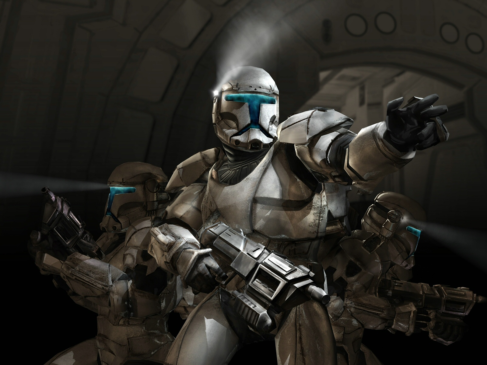 Star Wars Commando Wallpaper