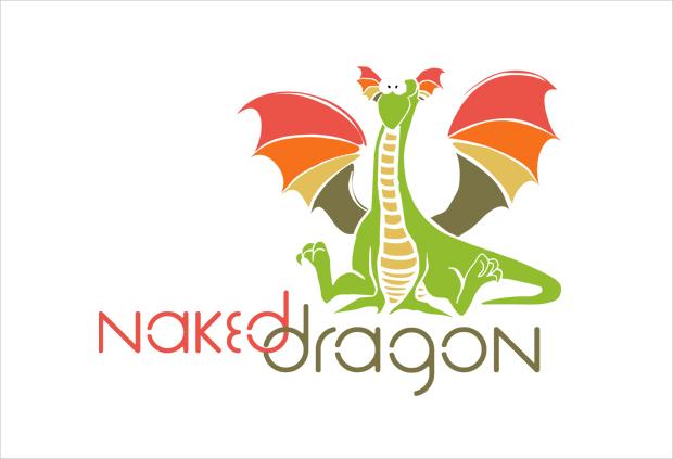 Dragon Logo for Company