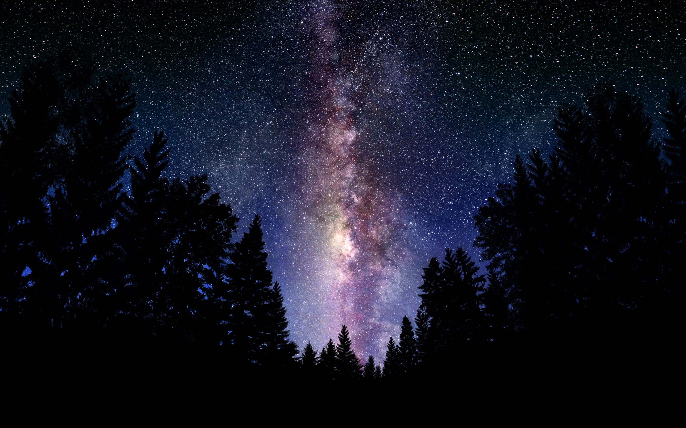 Galaxy Screensaver