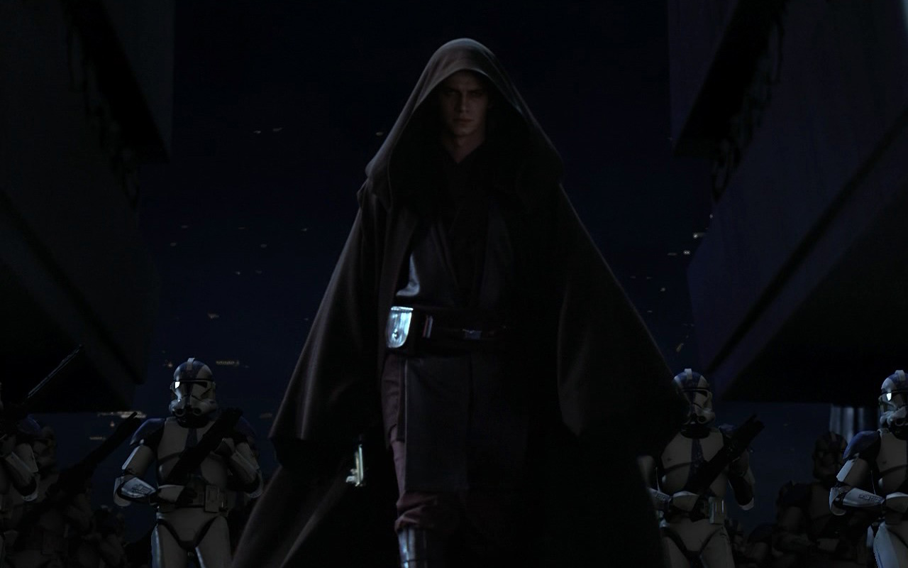 Anakin Skywalker Background