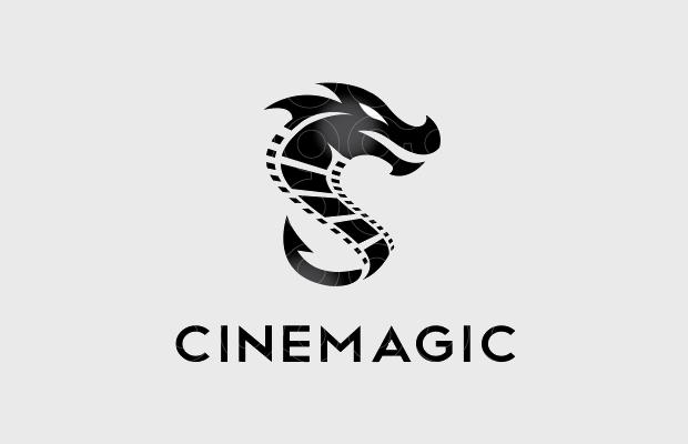 Dragon Logo for Film Studio