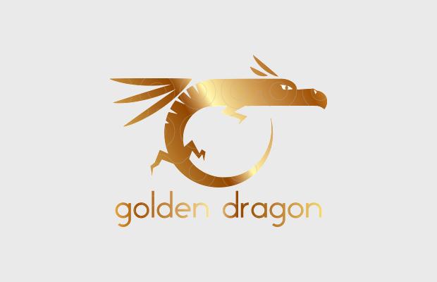 Dragon Logo for Jewelry