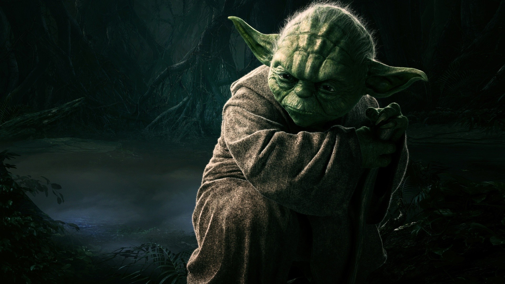 Star Wars Yoda Wallpaper