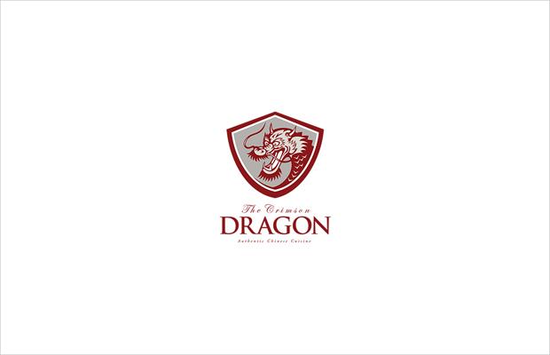 graphic illustration dragon logo
