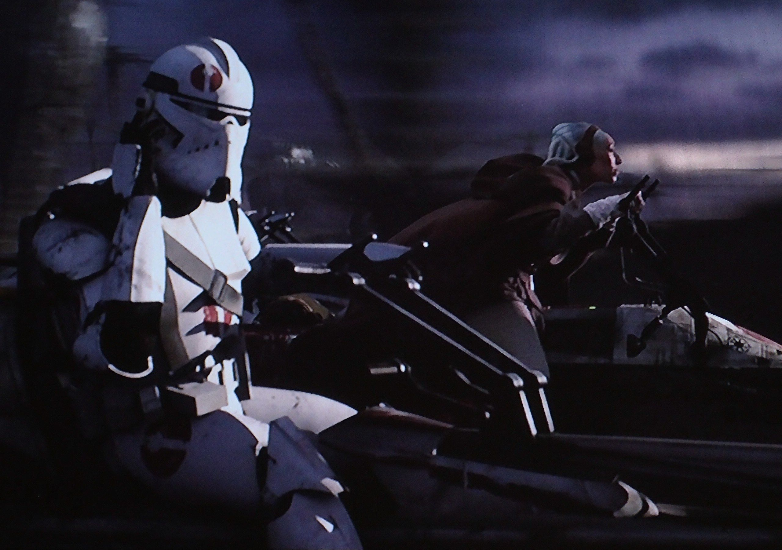 Clone Trooper HD Wallpaper