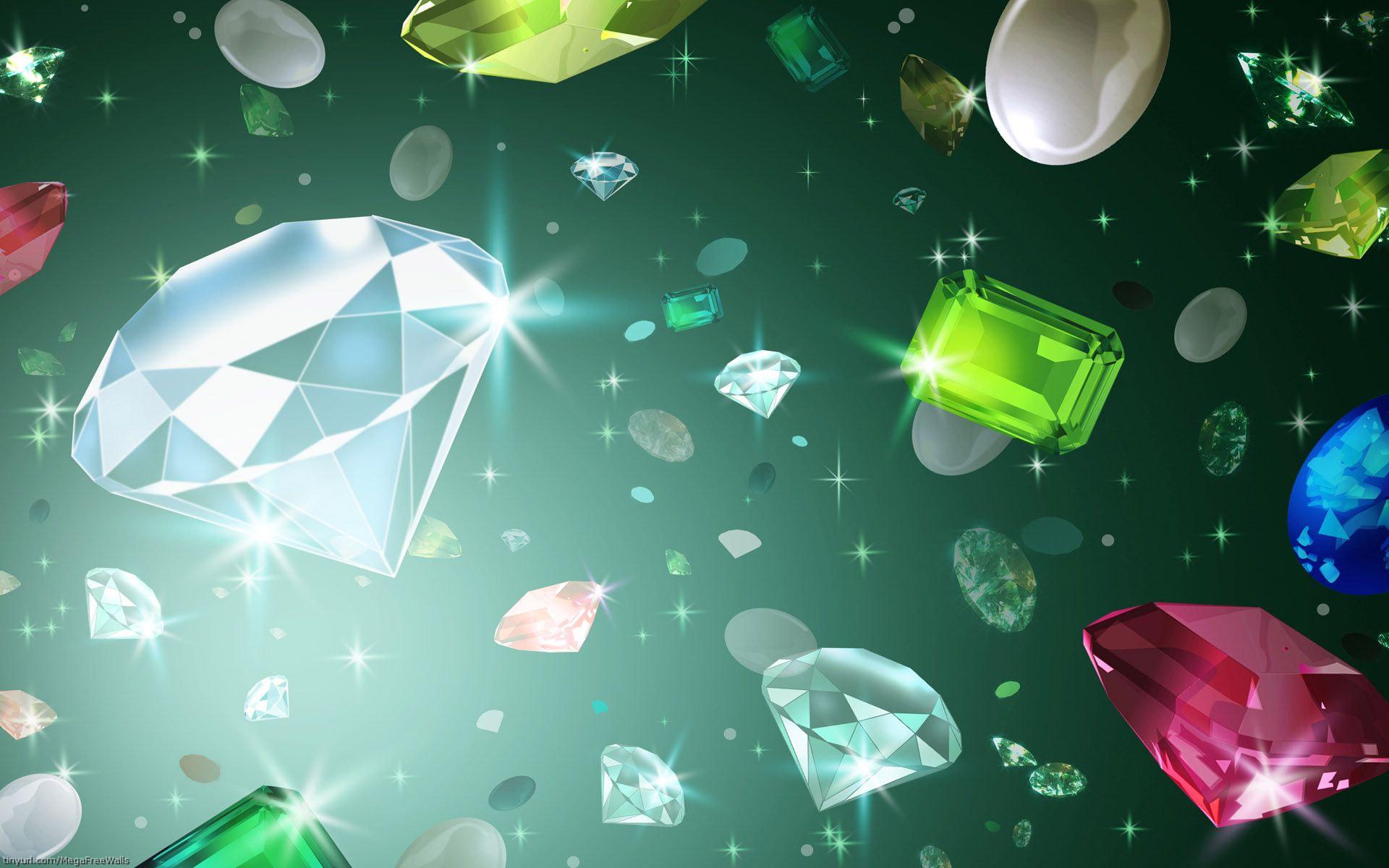 Crystal Diamond Wallpapers