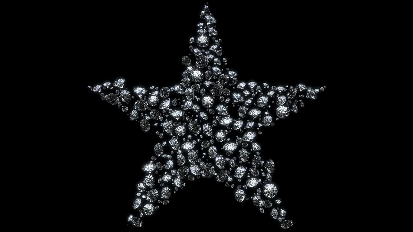 Diamond Star Backgrounds
