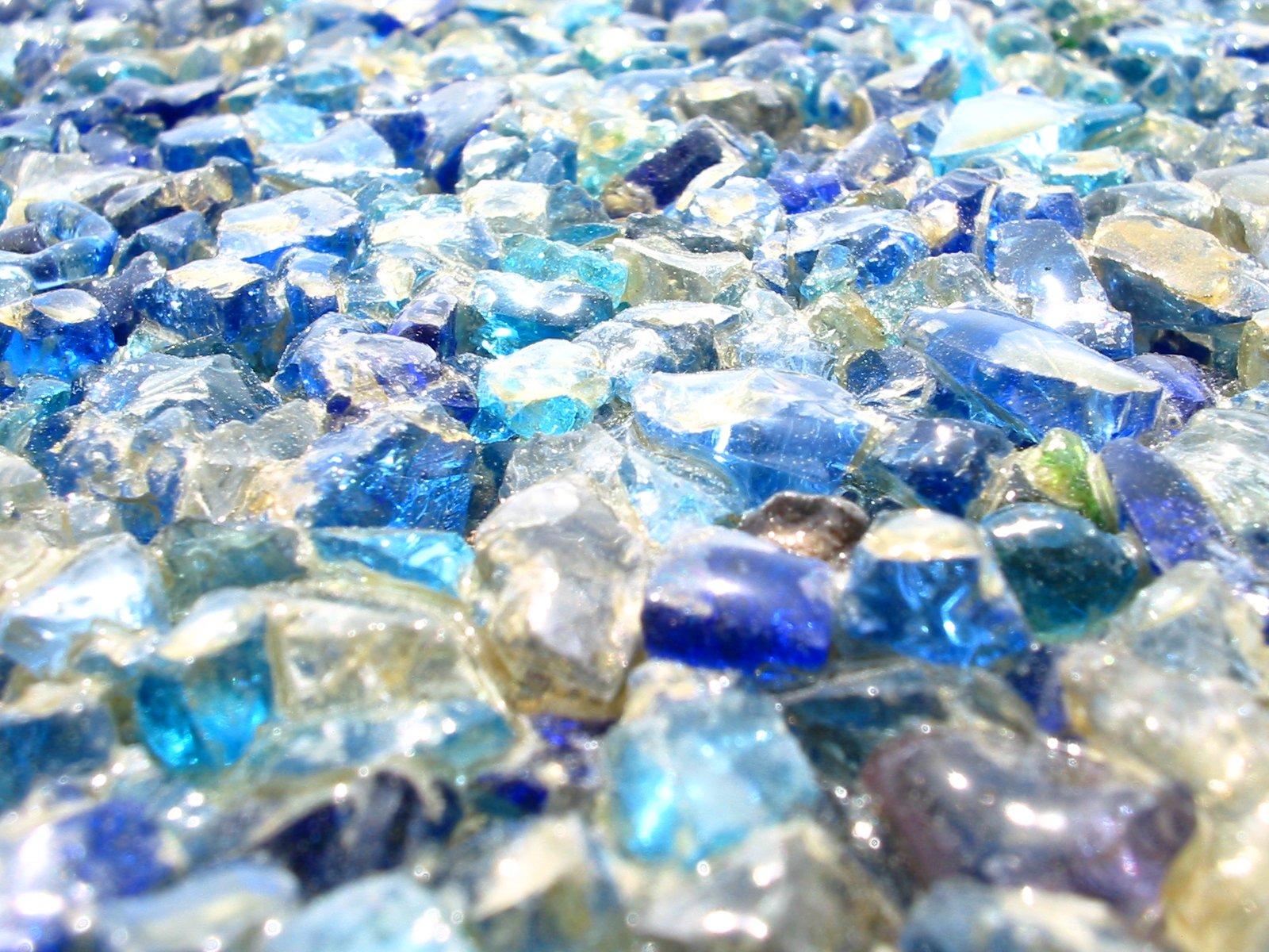 Bokeh Diamond Backgrounds