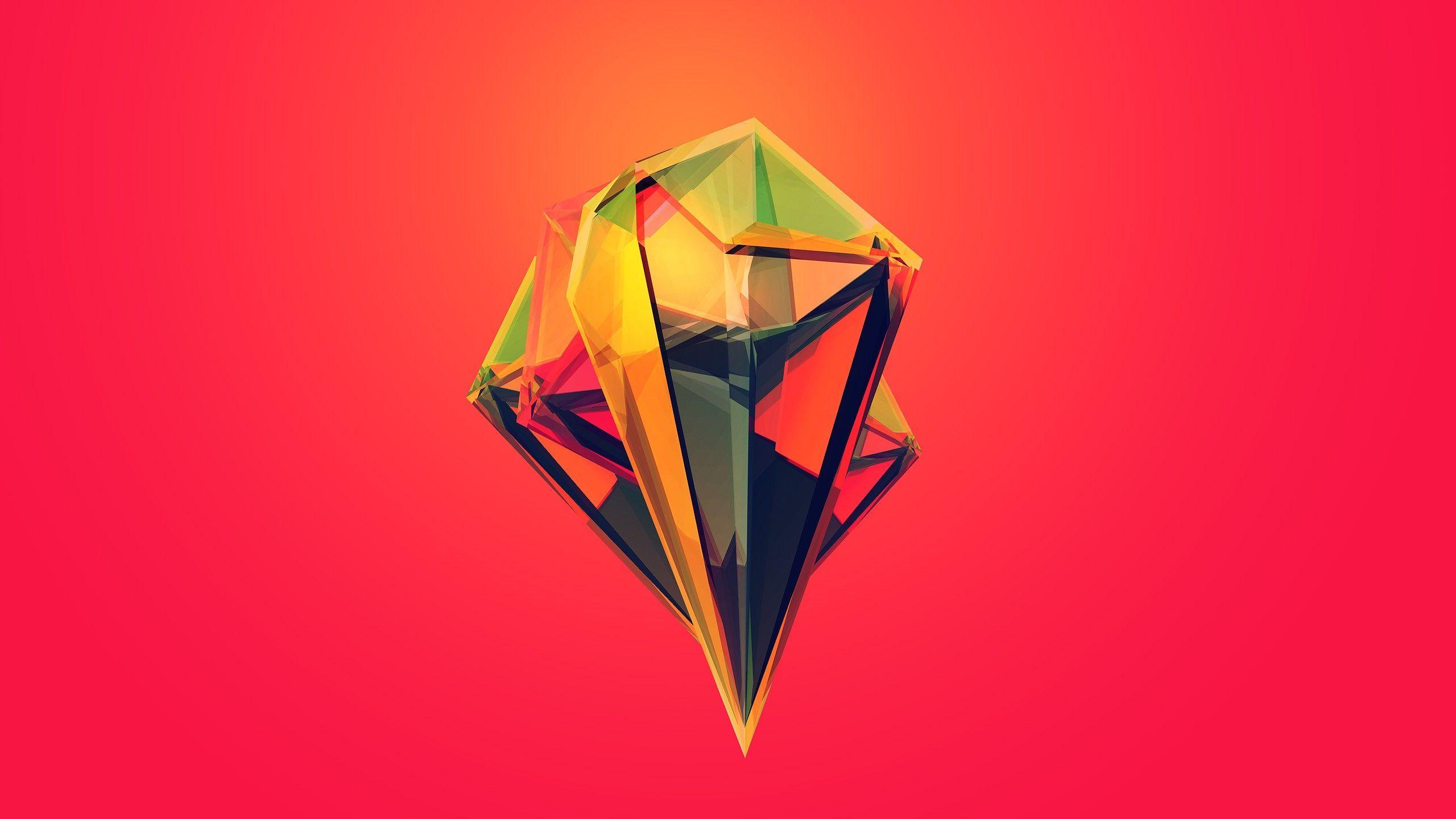 Creative Diamond Wallpapers
