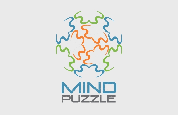 Technology Puzzle Logo