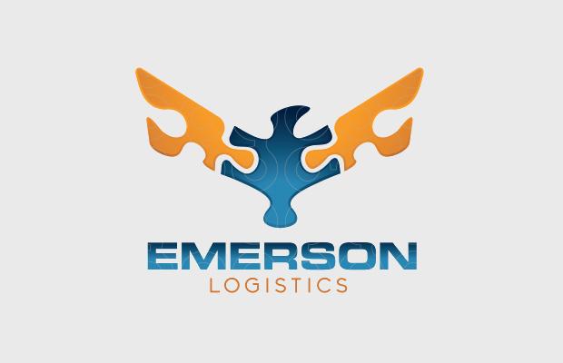 Puzzle Symbol Logo Design