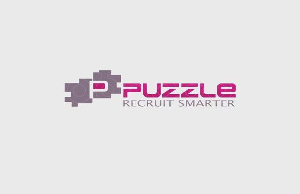 Cool Puzzle Logo Design