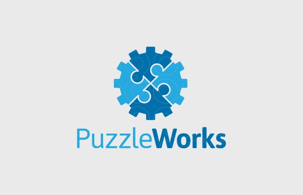 17  puzzle logo designs  ideas  examples