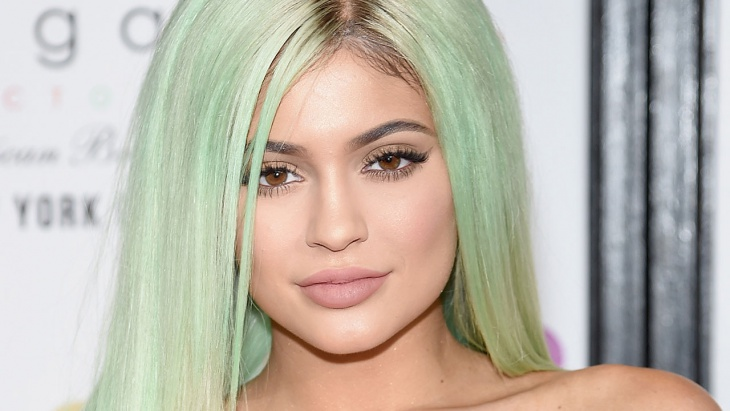 Kylie Jenner Green